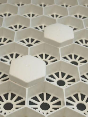 Markierkappe Weiß