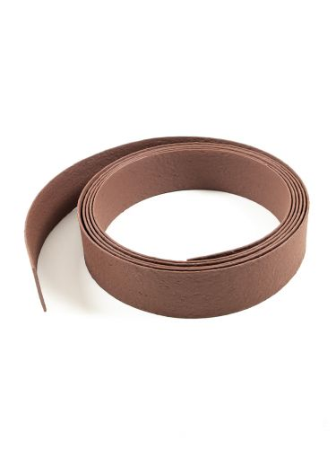 Multi-Edge Rasenkante ECO Rolle 10m Farbe Braun - Corten